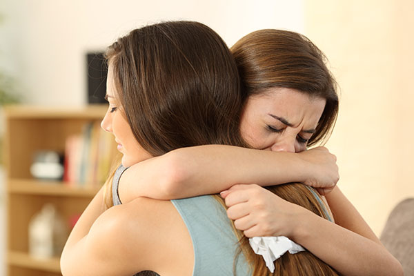 dealing with grief loss